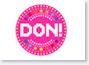 日本テレビ(NTV)系全国ネット「DON!」